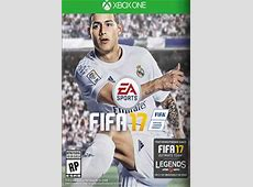 FIFA 17 Cover All the Official FIFA 17 Covers in a
