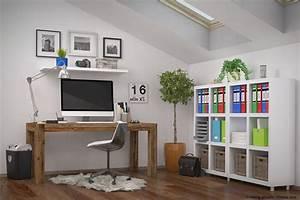 Büro Zuhause Einrichten : einrichtungsideen f r das arbeitszimmer ~ Frokenaadalensverden.com Haus und Dekorationen