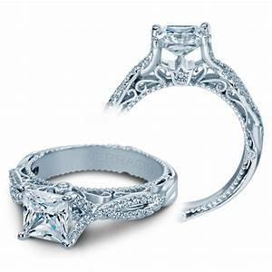 Verragio Engagement Rings 5003 2 GOLD 025ctw Diamond Setting