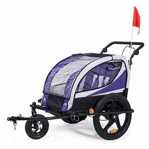 Fahrradanhänger 2 Kinder Testsieger : remolque de bicicleta para ni os transport n cochecito 360 ~ Kayakingforconservation.com Haus und Dekorationen