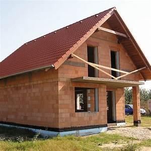 Cena hrubé stavby zděného domu