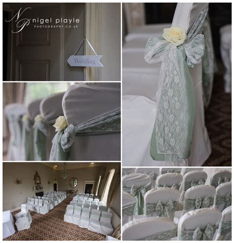 linden hall wedding chair covers by styled and