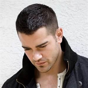 Coupe De Cheveux Homme Court : 1001 id es coiffure homme court vos marques coupez ~ Farleysfitness.com Idées de Décoration