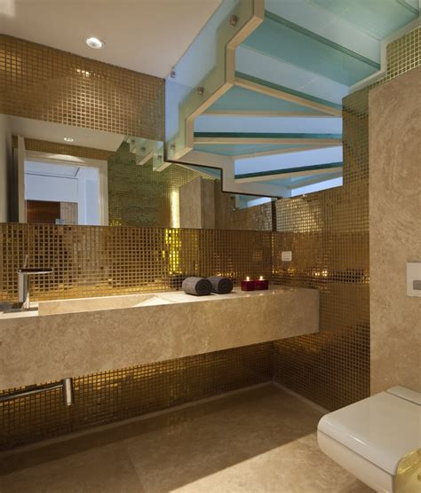bathroom interior tile for bathroom prestigious nuance at contemporary bathroom using gold bathr