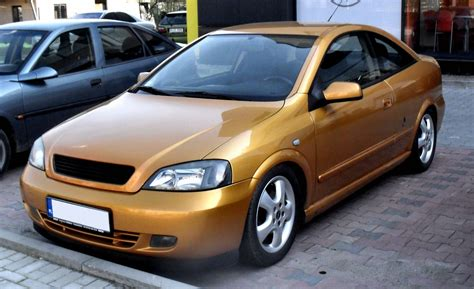 Opel Astra G by 2003 Opel Astra G Coupe Pictures Information And Specs