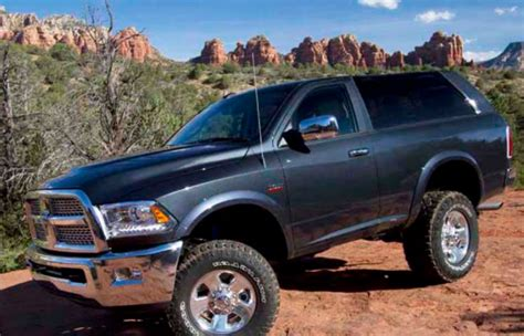2018 Dodge Ramcharger, Release Date, Price, Specs 2019