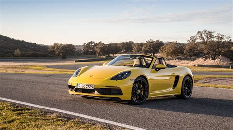 Porsche 718 Wallpapers by 2018 Porsche 718 Boxster Gts Wallpapers Hd Images