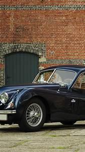 Wallpaper Jaguar XK120, classic cars, Jaguar, retro