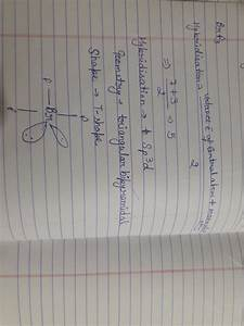 What Is The Hybridization Of Brf3
