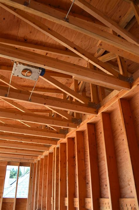 dunbar house framing home building  vancouver