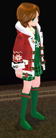 joyful snowflake coat  mabinogi world wiki