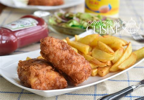 pate fish and chips recette fish and chips amour de cuisine