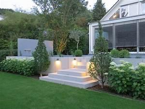 Gestaltungstipps Moderner Garten : moderner hanggarten in coburg ~ Whattoseeinmadrid.com Haus und Dekorationen
