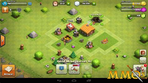 clash  clans game review