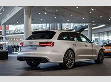 This Audi RS6 Performance Exclusive Is For The Subtle