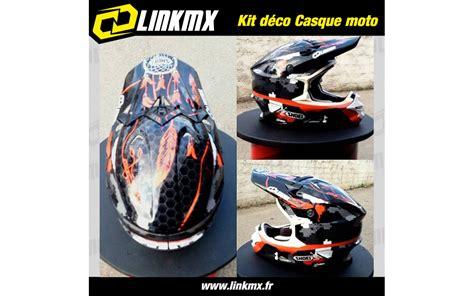 deco pour casque moto kit d 233 co casque moto 100 perso linkmx
