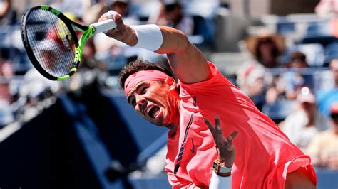 Amid New Yorks Tennis Fusillade Hope For A Nadal Federer