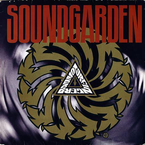 Soundgarden - Badmotorfinger (1991, Vinyl)   Discogs
