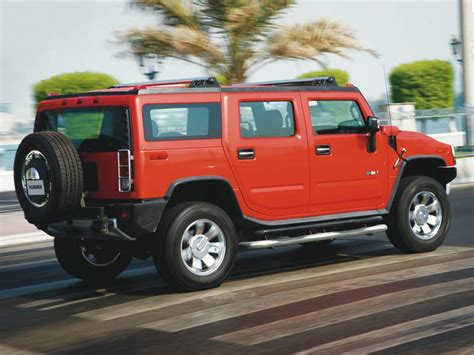 2009 Hummer H2 Review, Prices & Specs