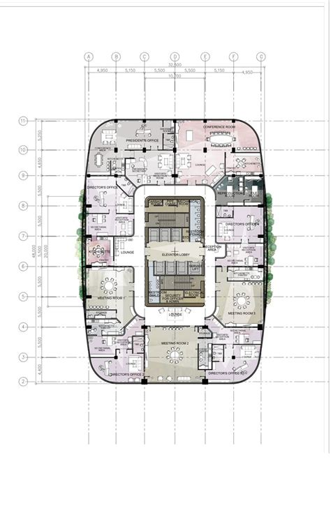 architecture plans high rise residential floor plan search