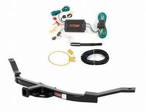 Curt Class 1 Trailer Hitch  U0026 Wiring For 2005