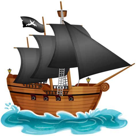 bureau originaux stickers bateau pirate aux voiles noires stickers malin