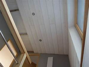 Lambris Pvc Pour Plafond : lambris bois mur et plafond ~ Dailycaller-alerts.com Idées de Décoration