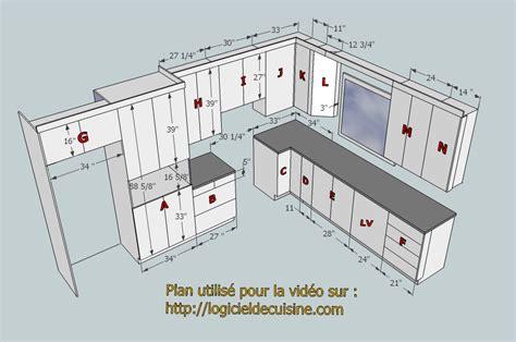 faire plan cuisine faire plan de cuisine en 3d gratuit 4 modifier les