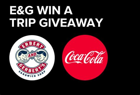 Coca-cola & E&g Win A Trip Giveaway Instant Win Game