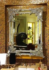 Bling Bathroom Mirrors - Sakuraclinic co