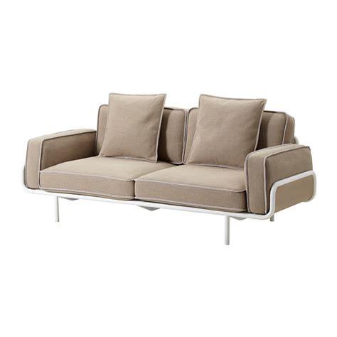 ikea canape blanc salon mobilier de salon ikea