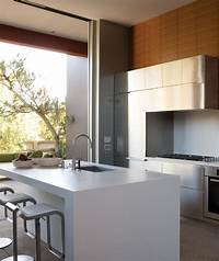 inspiring small kitchen island design Awe Inspiring Modern White Small Kitchen Design Ideas With ...