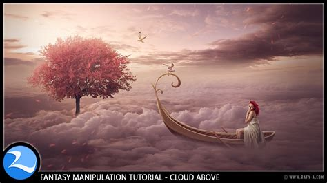 fantasy art photo manipulation photoshop tutorial