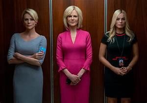 Bombshell Trailer Starring Charlize Theron, Nicole Kidman ...