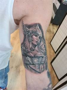 Tatouage Valkyrie Nordique : freya freya vikings tattoo sleeve saga fantasy warrior viking pinterest ~ Melissatoandfro.com Idées de Décoration
