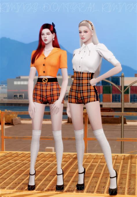 stop  outfit  rimings sims  downloads