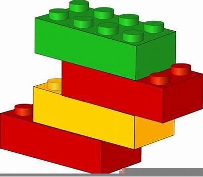 Clipart Blocks Building Lego Clip Clker Hi