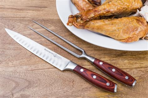 The Best Carving Knife And Fork