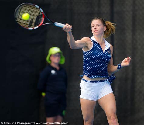 foto de Camila Giorgi Hobart International 2015 WTA