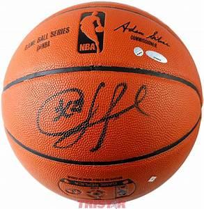 Chris Paul Autographed Spalding Indoor/Outdoor NBA Basketball