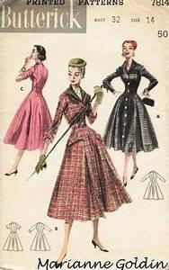 Mode Femme Année 50 : mode 1950 ~ Farleysfitness.com Idées de Décoration