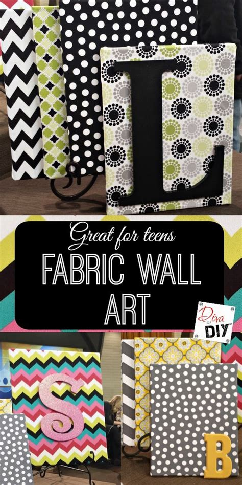 fabric crafts diy projects craft ideas  tos  home