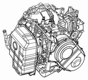 2013 Dodge Grand Caravan Cover  Pan  Valve Body  Valve