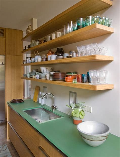 etageres pour cuisine étourdissant etagere murale en bois pour cuisine