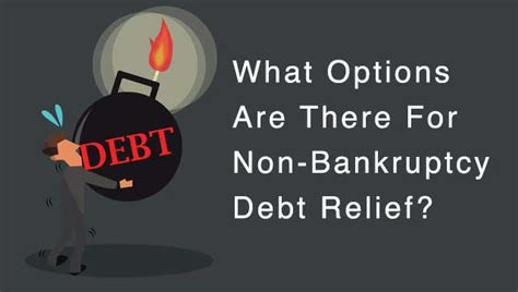 options     bankruptcy debt relief