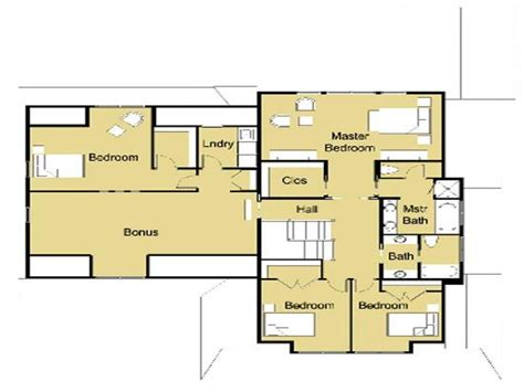 contemporary house plans free free modern house plans bungalow modern house plan