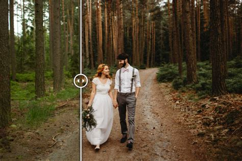 wedding photography editing tips creating soft earthy