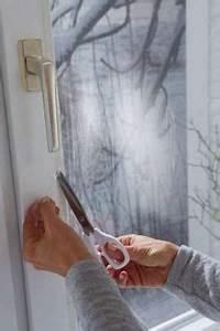 Isoler Fenetre Froid : comment isoler une porte avec du silicone les tuto le ~ Premium-room.com Idées de Décoration