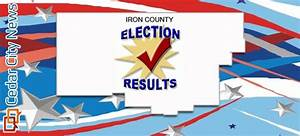 Lt. Governor's midterm election results, Iron County – St ...