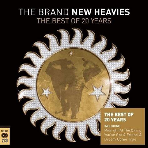 The Brand New Heavies  The Best Of 20 Years (cd) At Discogs